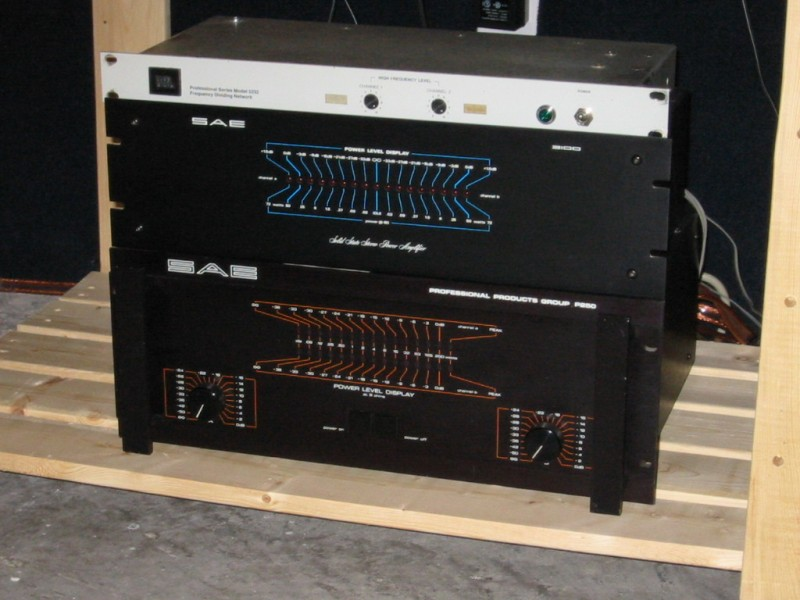 Sae Audio Video Stereo Systems
