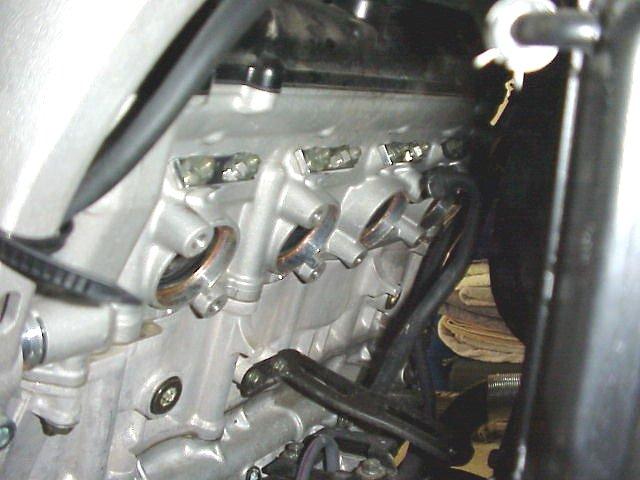 2000 Suzuki Hayabusa Modifications Pair Valve Removal