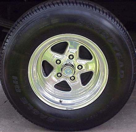1998 Chevrolet 1500 On Prime Wheels Amp Goodyear Eagle Rh