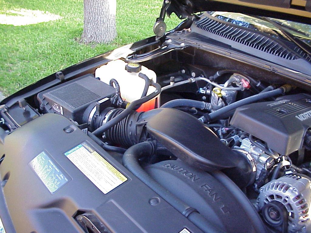 K&N FIPK 57-3021 1999 GMC Sierra 5.3L